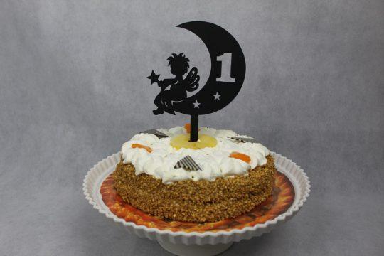 taarttopper 1 jaar