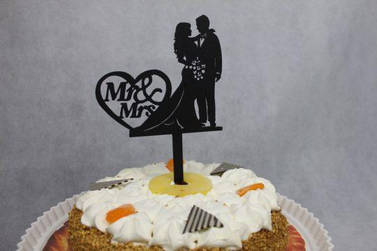 huwelijk taarttopper