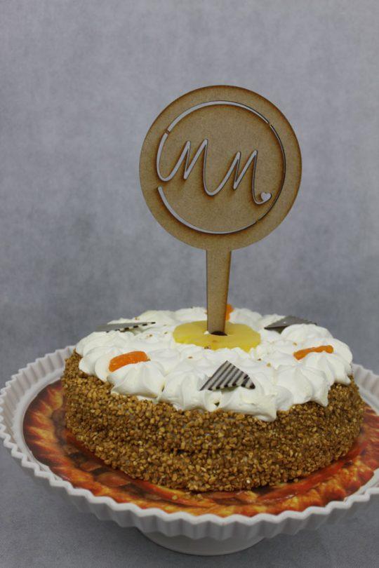 taarttopper m&m logo